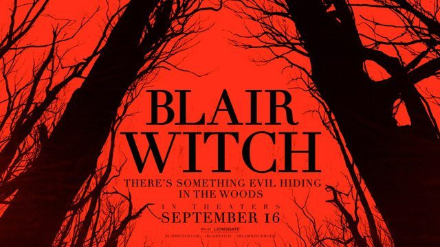 Blair Witch Project 2016