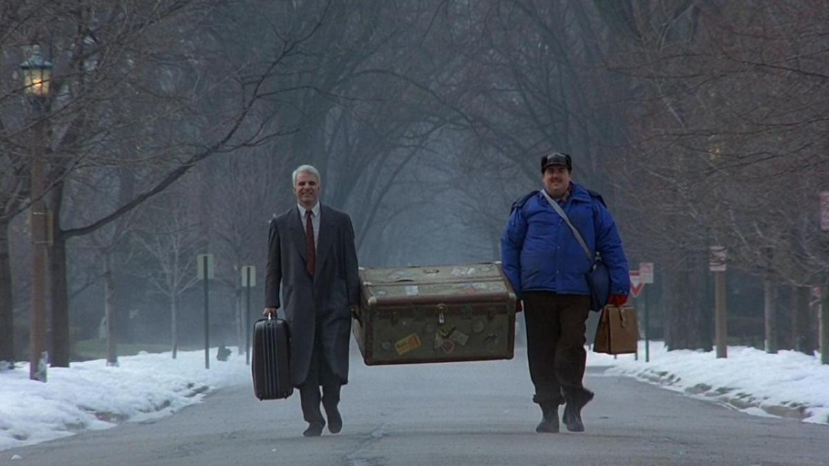an analysis of a comedic film planes trains and automobiles by john hughes Planes, trains and automobiles is thanksgiving's best-loved movie  john  hughes defined the 1980s teen panorama with modern  planes, trains and  automobiles is his only entirely adult-centered comedy, finding its way.