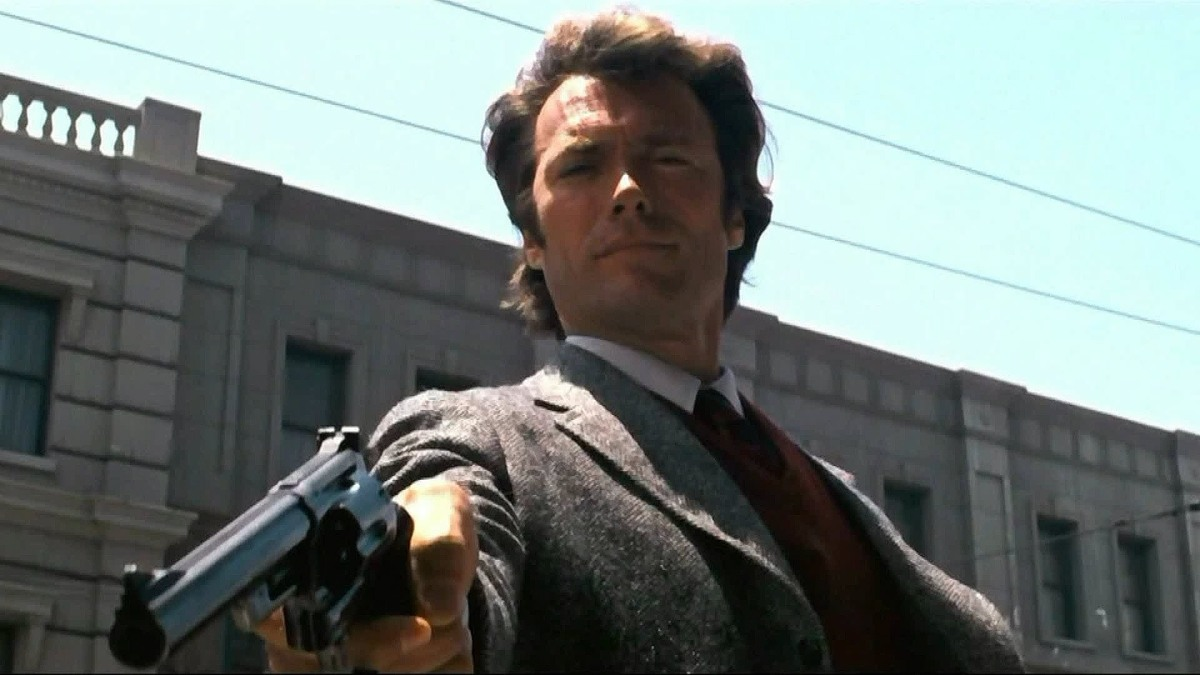 Dirty Harry: Reel Quick Reviews