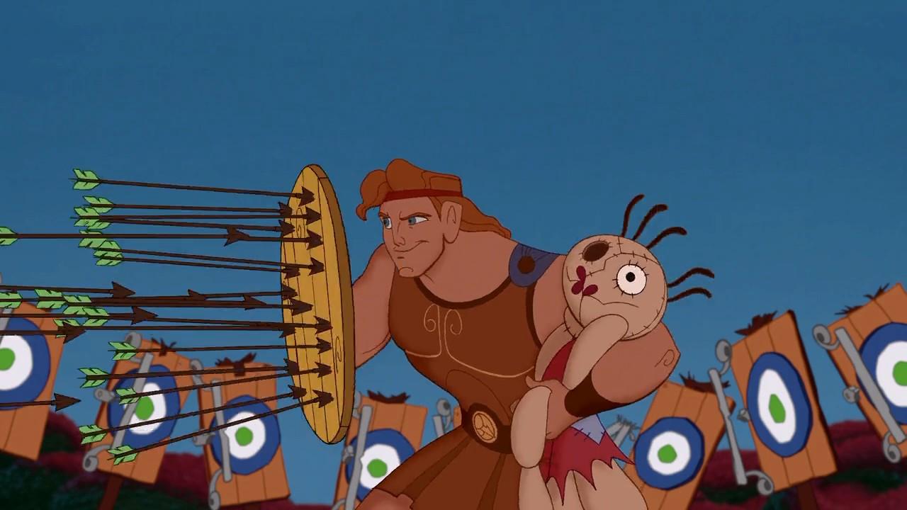Disney S Hercules Review The Great Movie Debate