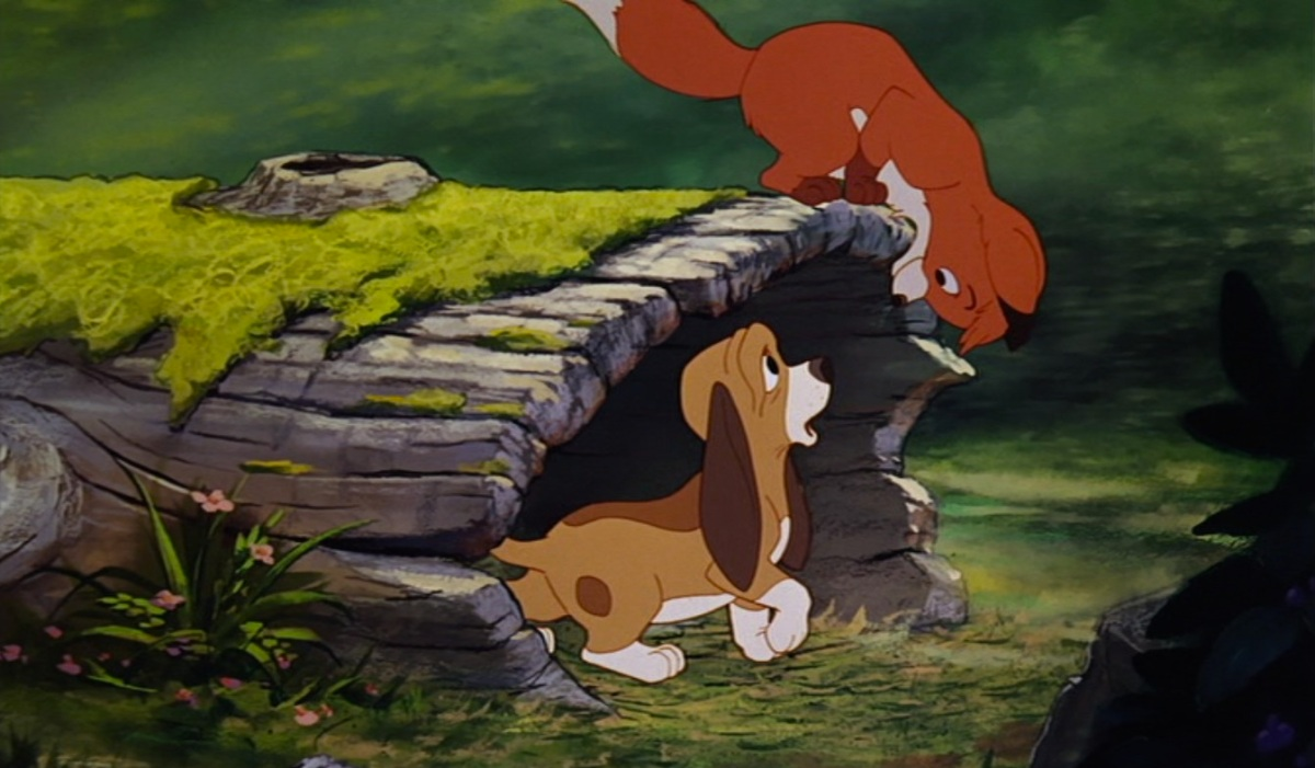 The Fox and the Hound Review