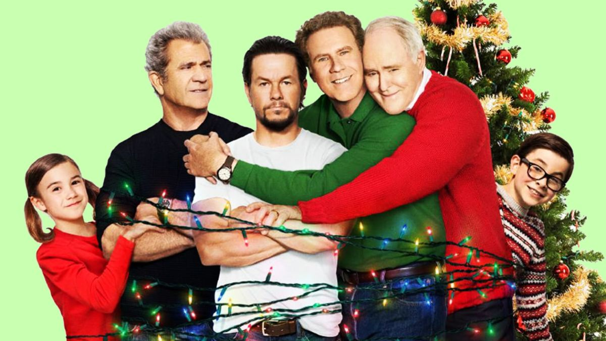 Daddy's Home 2: A Ho Ho Horrible Holiday 'Comedy'