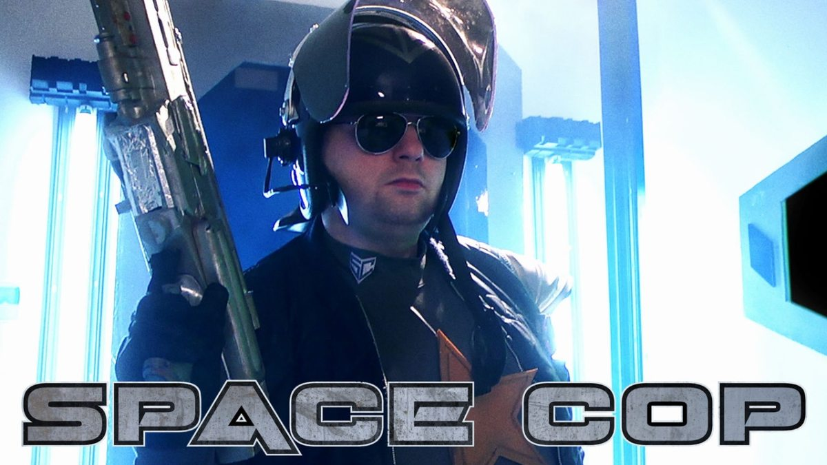 Space Cop (2016) Review