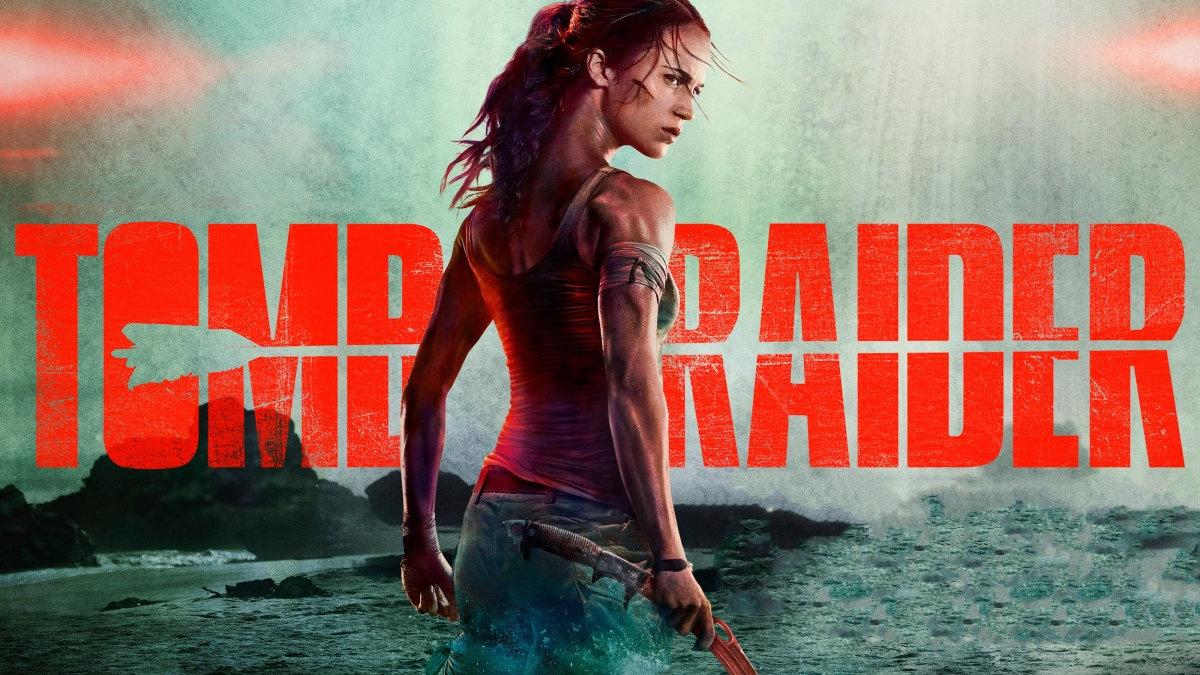 Tomb Raider Review:  The Last Crusade Meets National Treasures