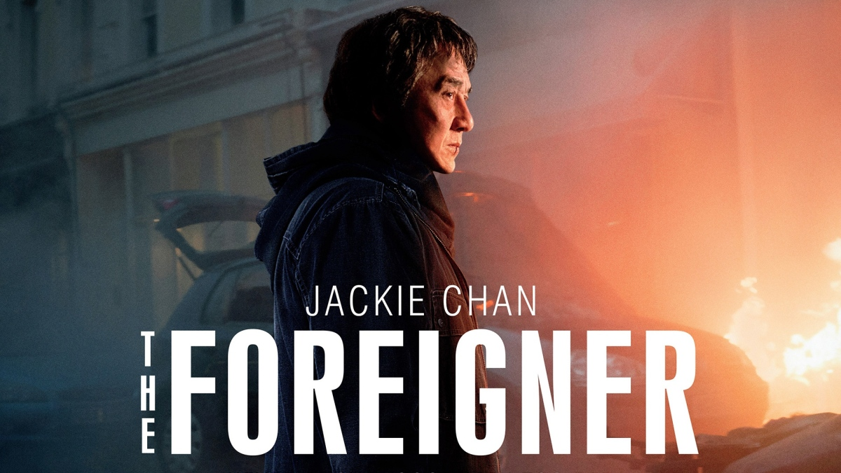The Foreigner Review