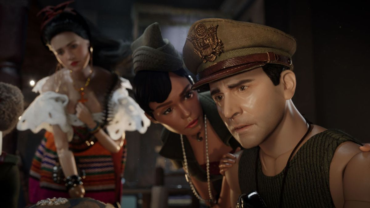 Welcome to Marwen Review: The Most Disappointing Movie of 2018